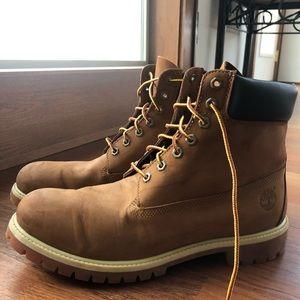 Men's 6-Inch Basic Waterproof Boots
